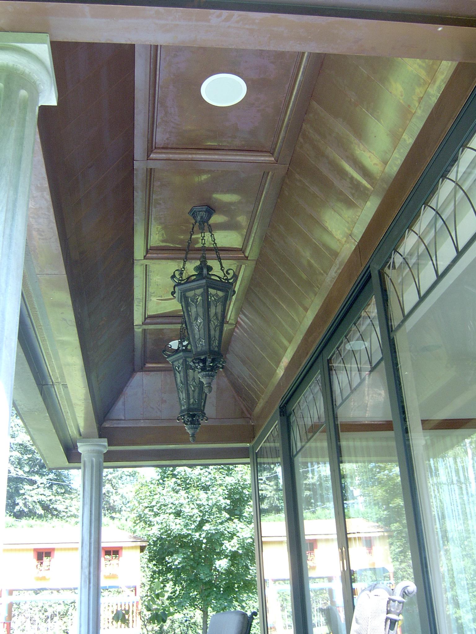 Ferblanterie artisanale les toitures tole bec for Change vos fenetre cas par cas